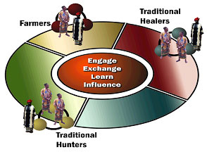 indigenous knowledge and scientific knowledge Knowledge translation and indigenous knowledge  in both indigenous and scientific knowledge systems, information is organized to condense.